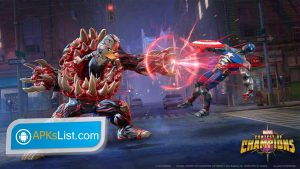 Marvel Contest of Champions Mod Apk [Unlimited Crystals 2021 2