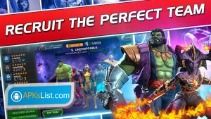 Marvel Contest of Champions Mod Apk [Unlimited Crystals 2021 3