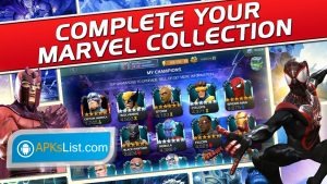 Marvel Contest of Champions Mod Apk [Unlimited Crystals 2021 5