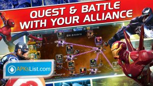 Marvel Contest of Champions Mod Apk [Unlimited Crystals 2021 4