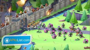 Game of warrior mod apk (Unlimited money) latest 1