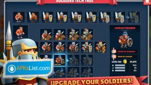 Game of warrior mod apk (Unlimited money) latest 2