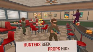 Hide Online Mod Apk (Unlimited Money and Health) 2021 1