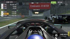 F1 Mobile Racing Mod Apk (Unlimited Money) New Version 1