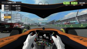 F1 Mobile Racing Mod Apk (Unlimited Money) New Version 3