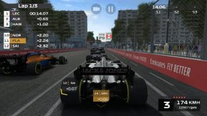 F1 Mobile Racing Mod Apk (Unlimited Money) New Version 4