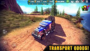 Off The Road Mod Apk (Unlimited Money) Download 3